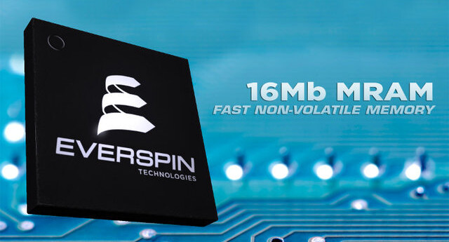 Everspin – 300 percent growth of MRAM product shipments